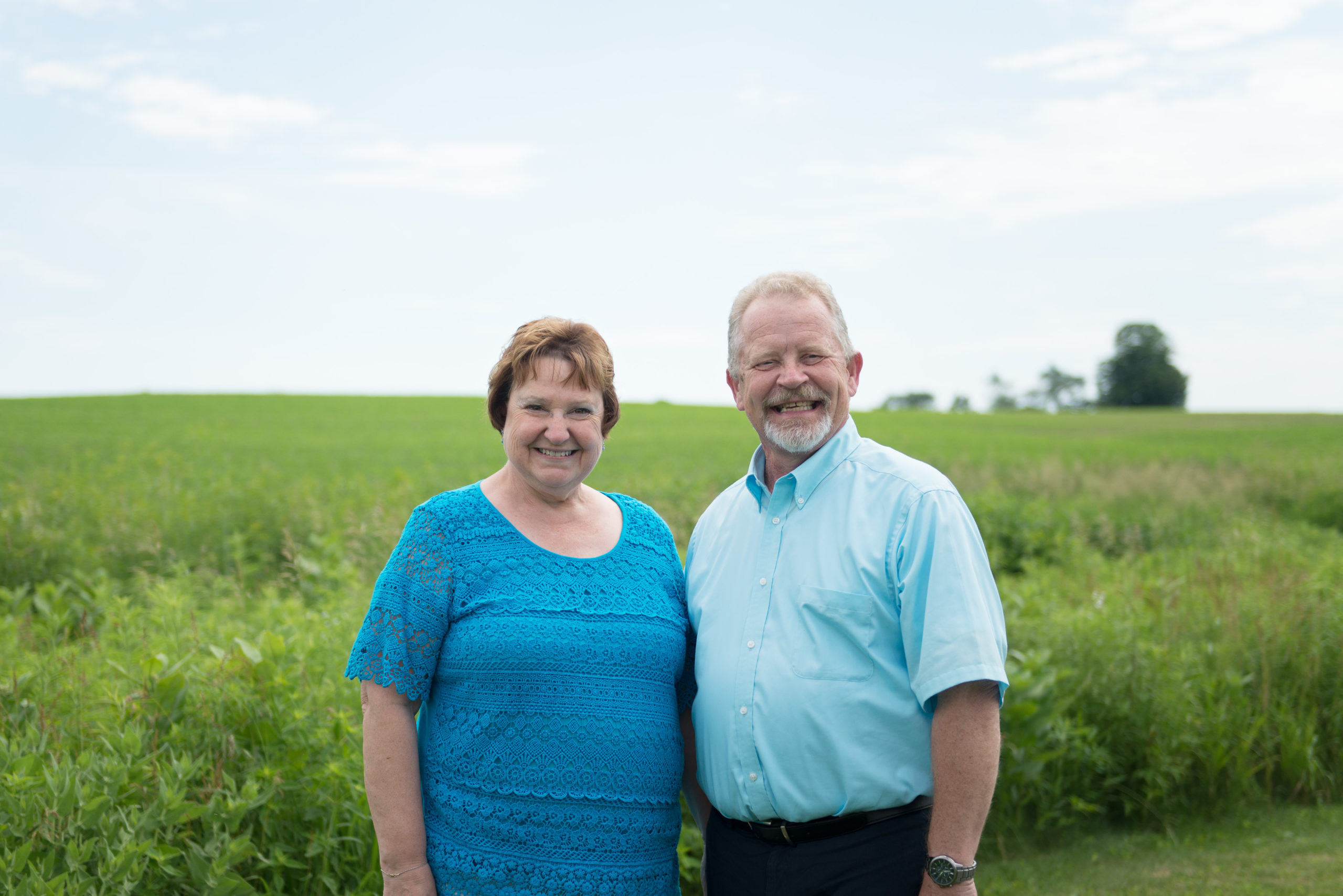 Don and Sue Farmer