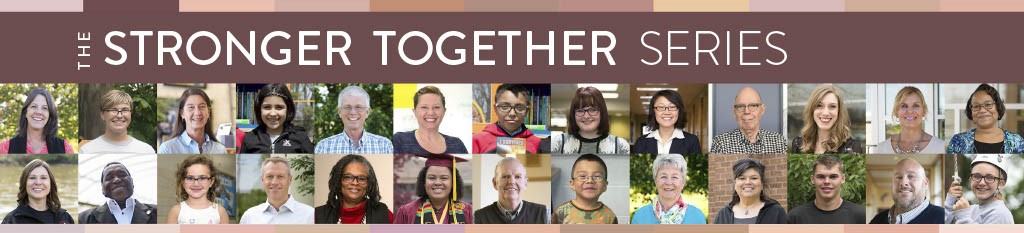 Stronger Together Series: Life in the Margins