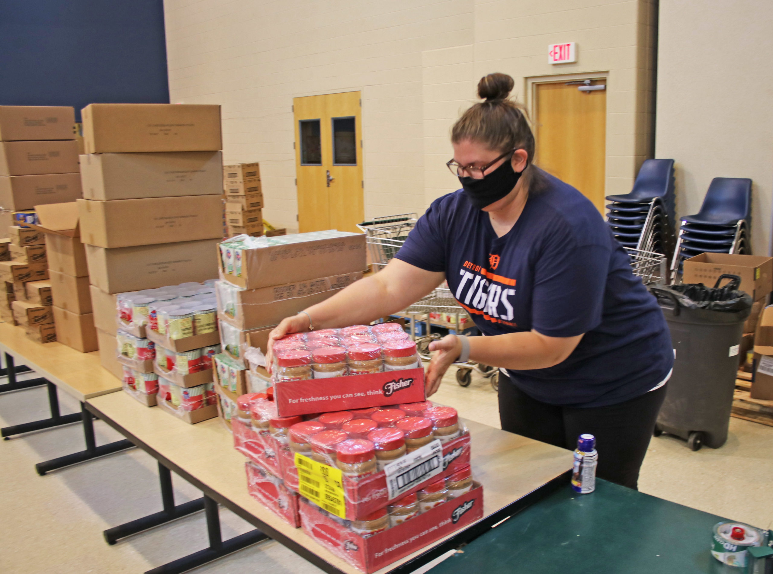 Community Foundation Donates Thousands of Masks to Local Organizations