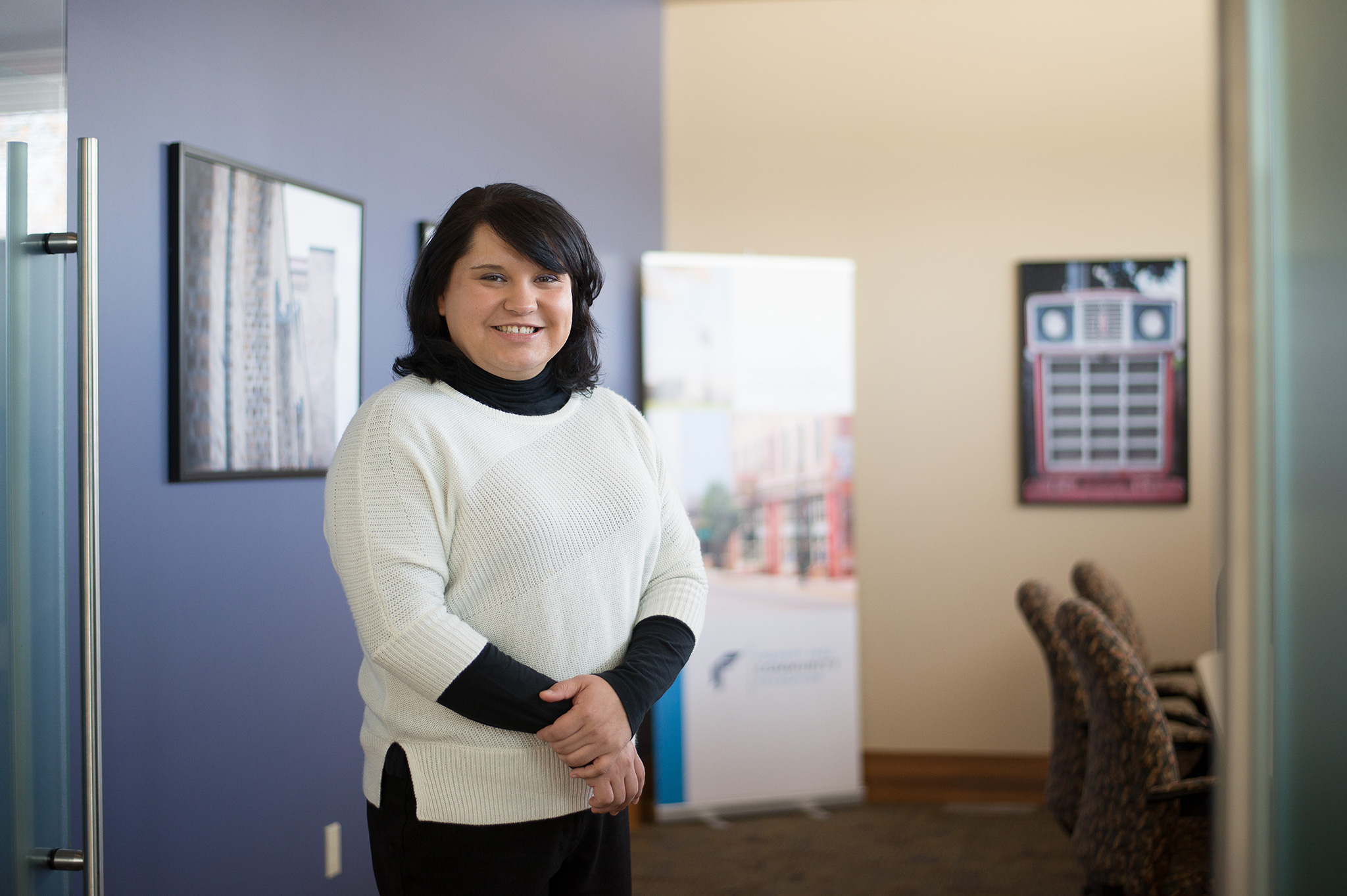 Maria Gonzalez Selected as Foundation Manager