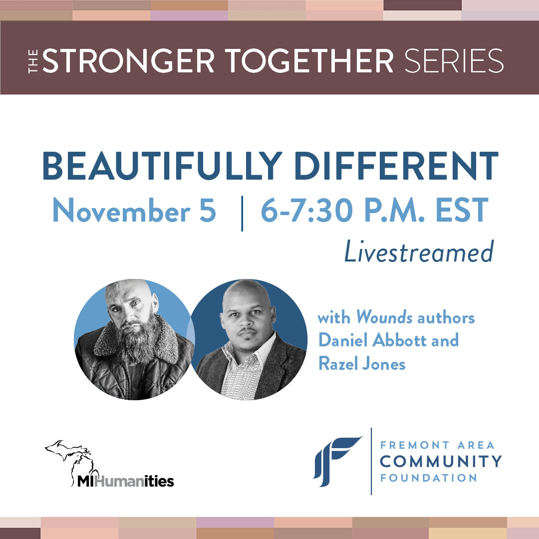 Stronger Together Series Launches to Share Stories of Identity and Difference
