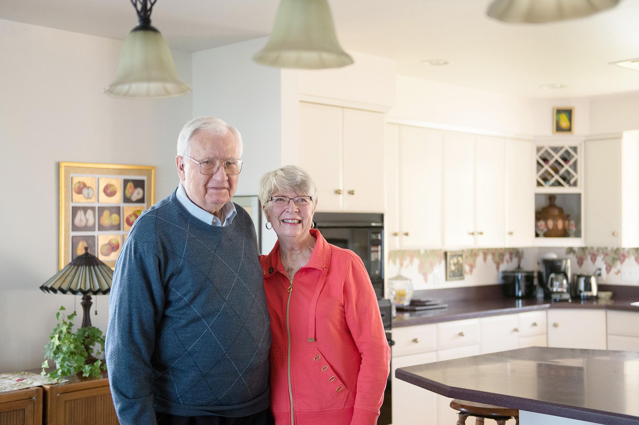 Bob and Bonnie Erber