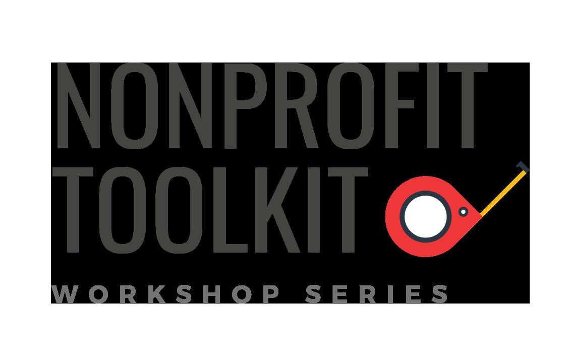Nonprofit Toolkit Workshop Series